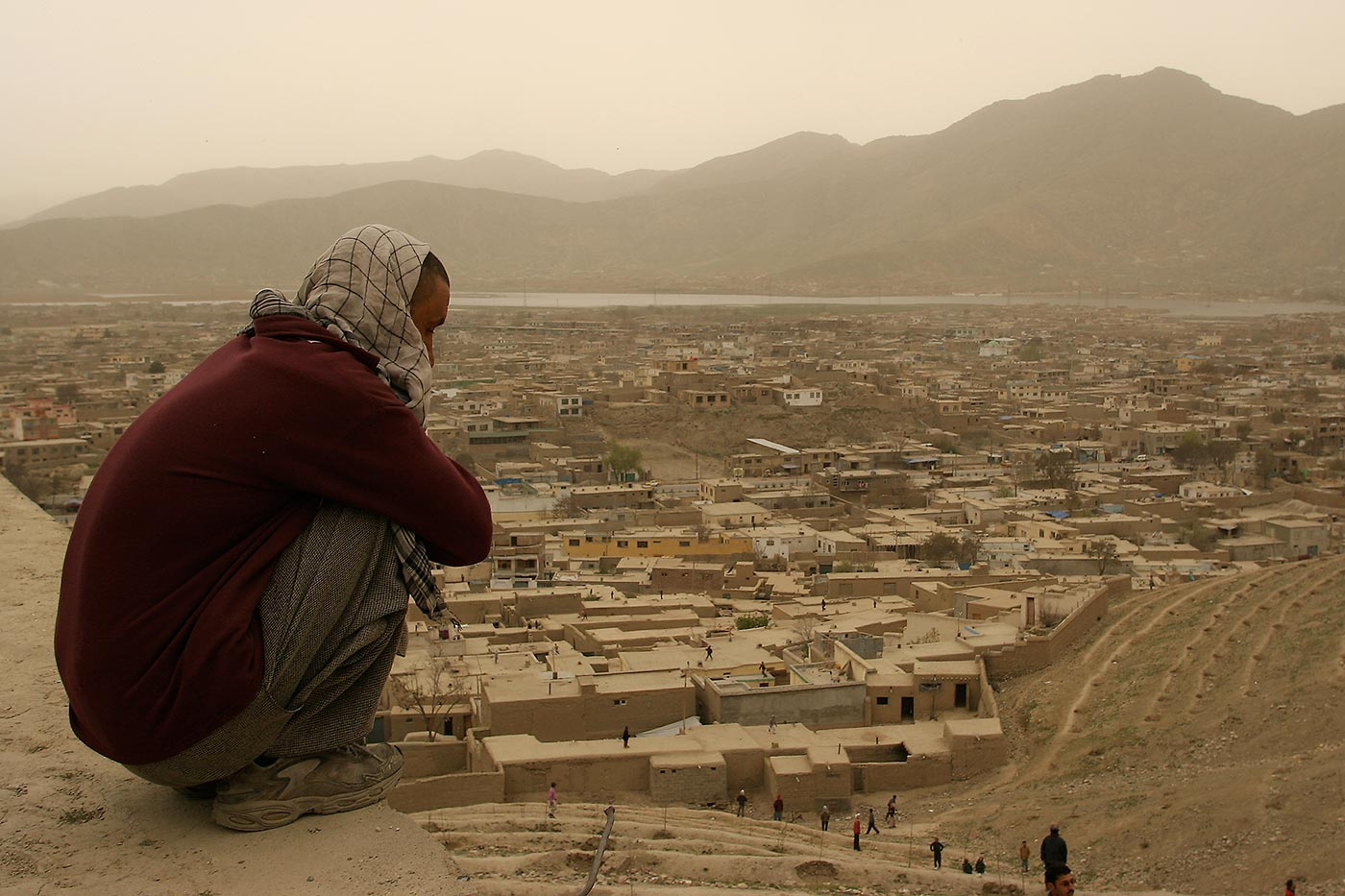Kabul, Afghanistan, Königsgräber