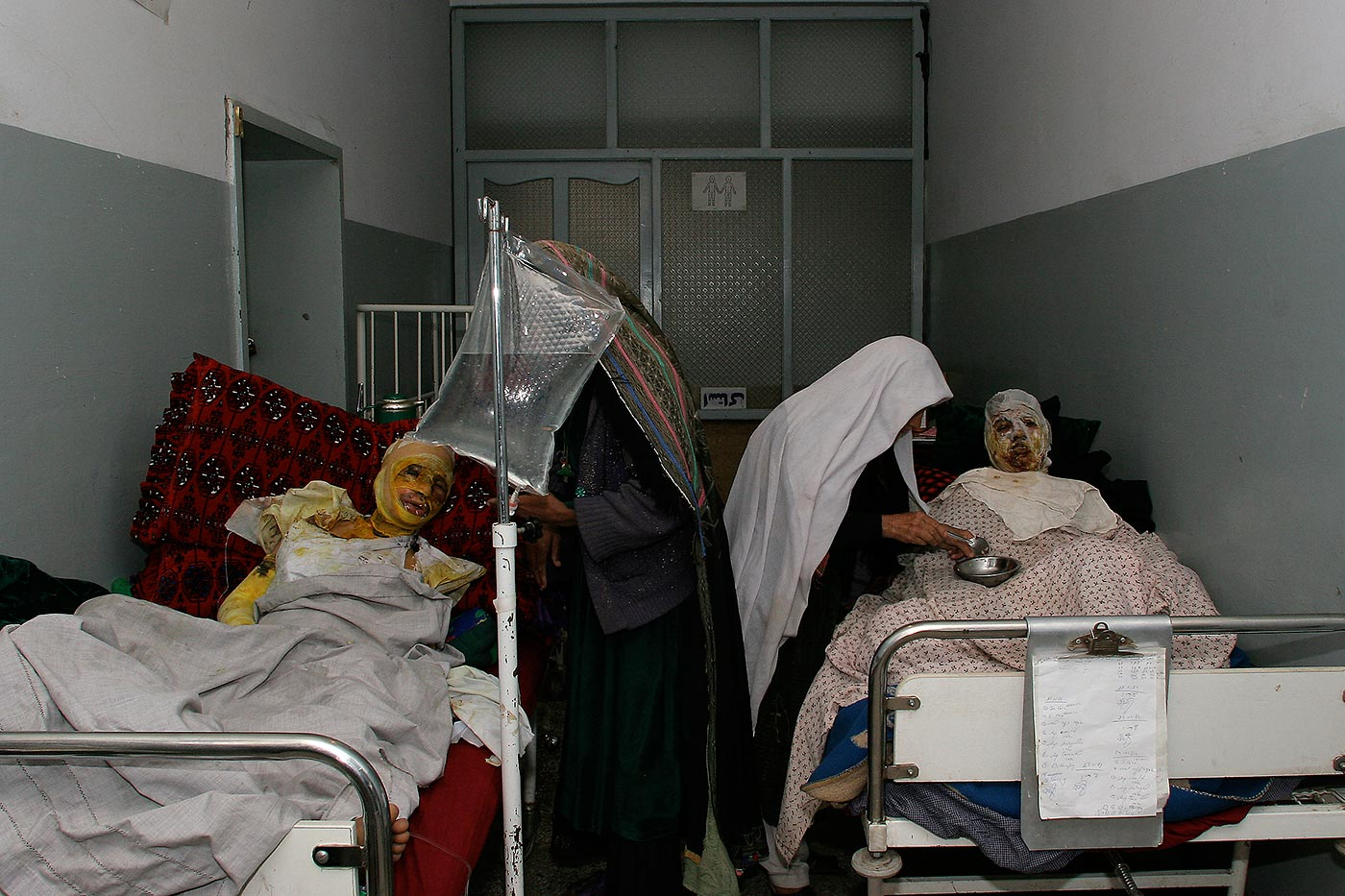 Herat, Afghanistan, Klinik