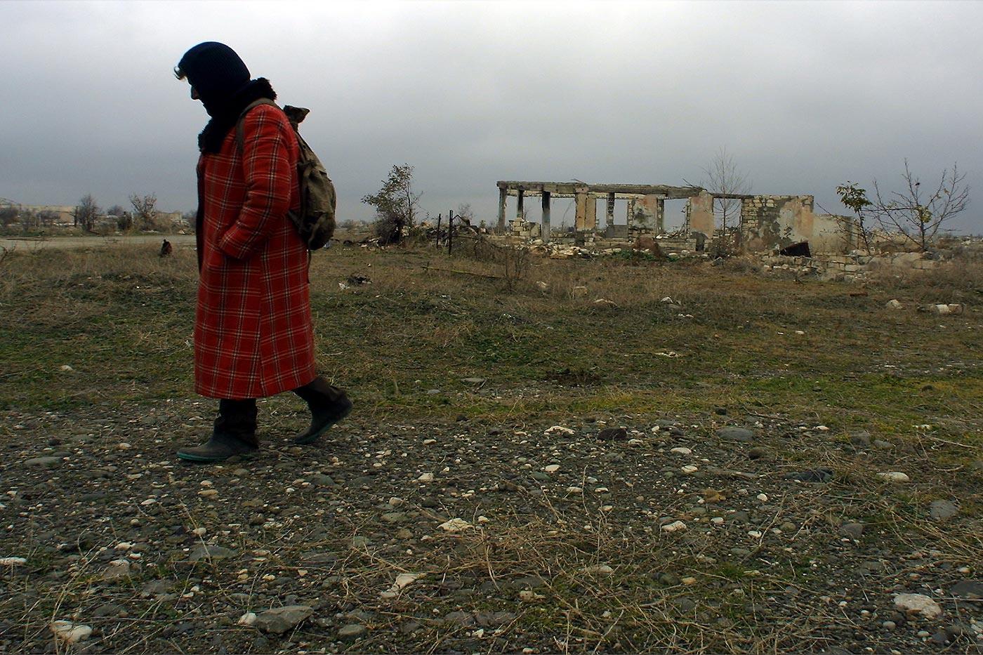 Agdam, Berg-Karabach