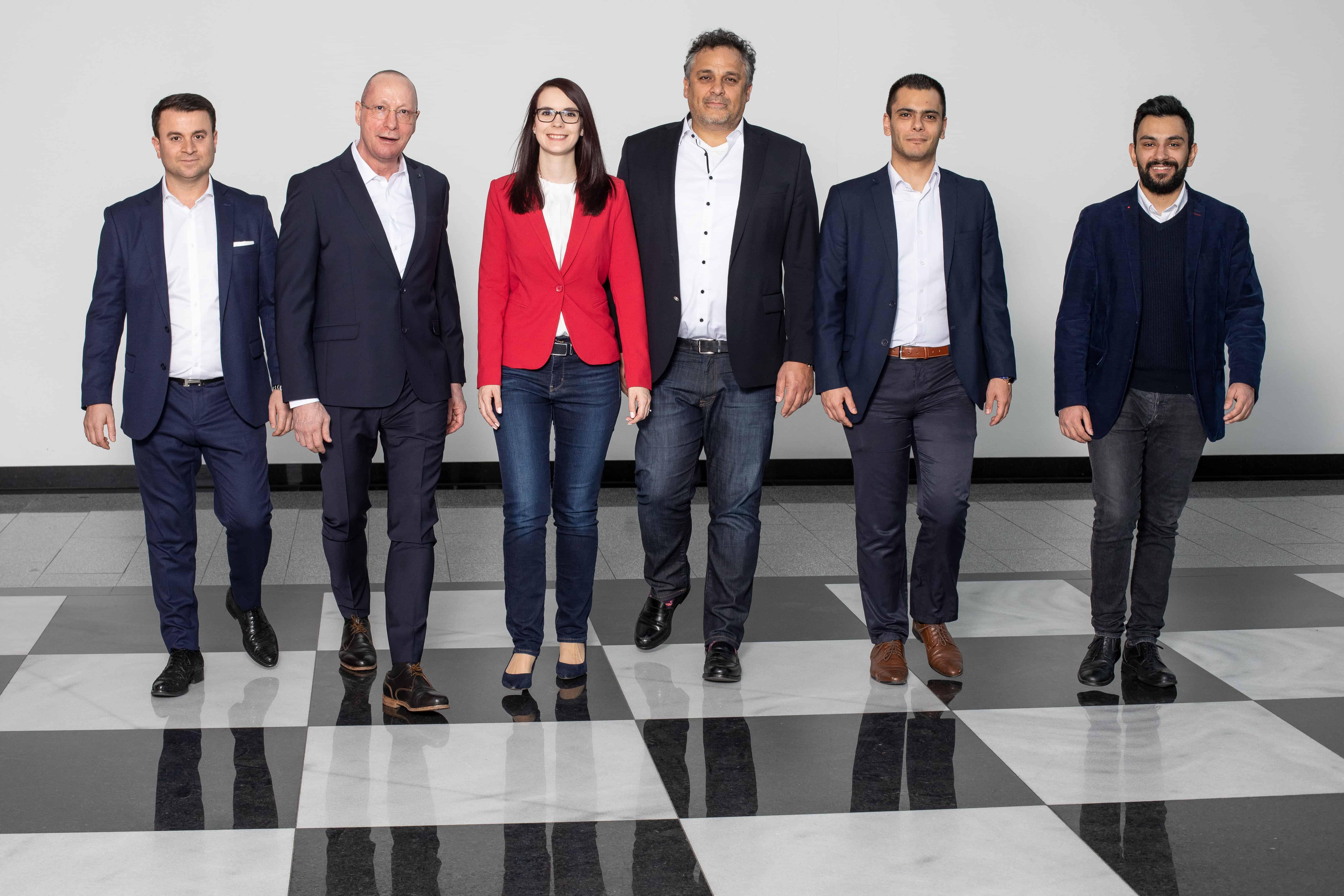 SPD Wahlkampfteam