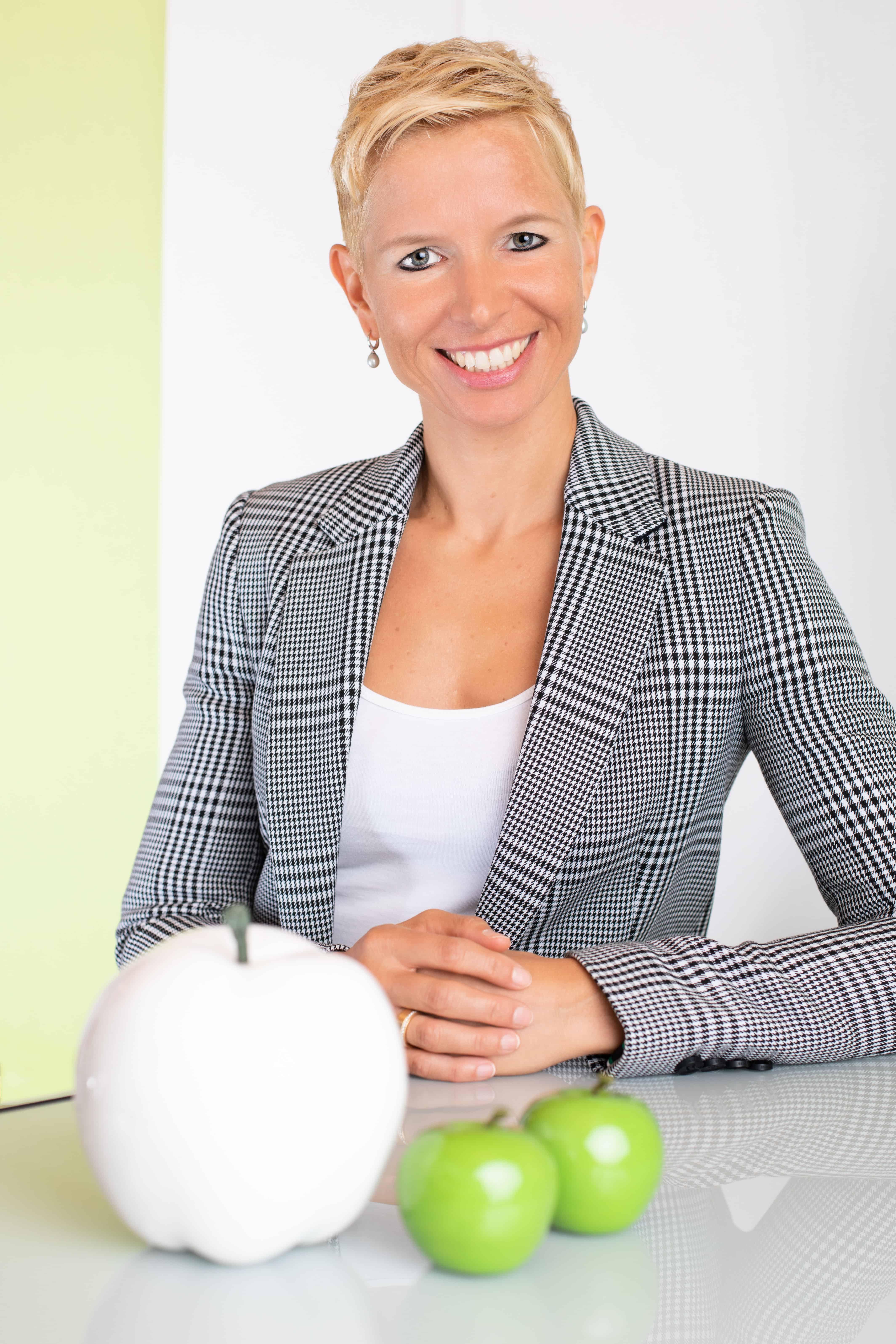 Susanne Keppler, Ernährungsberaterin