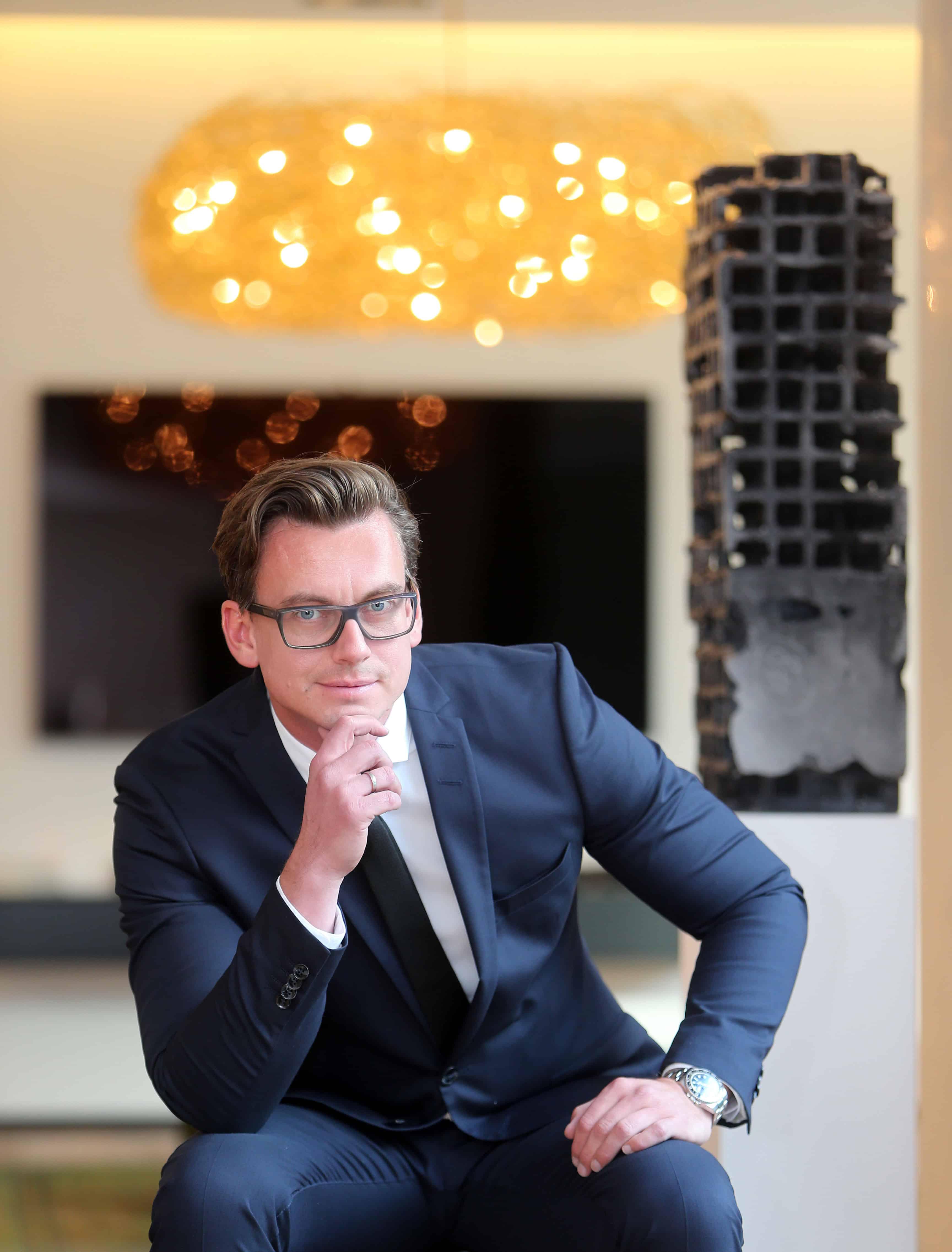 Andreas Sarow, Künstler und Stadtrat