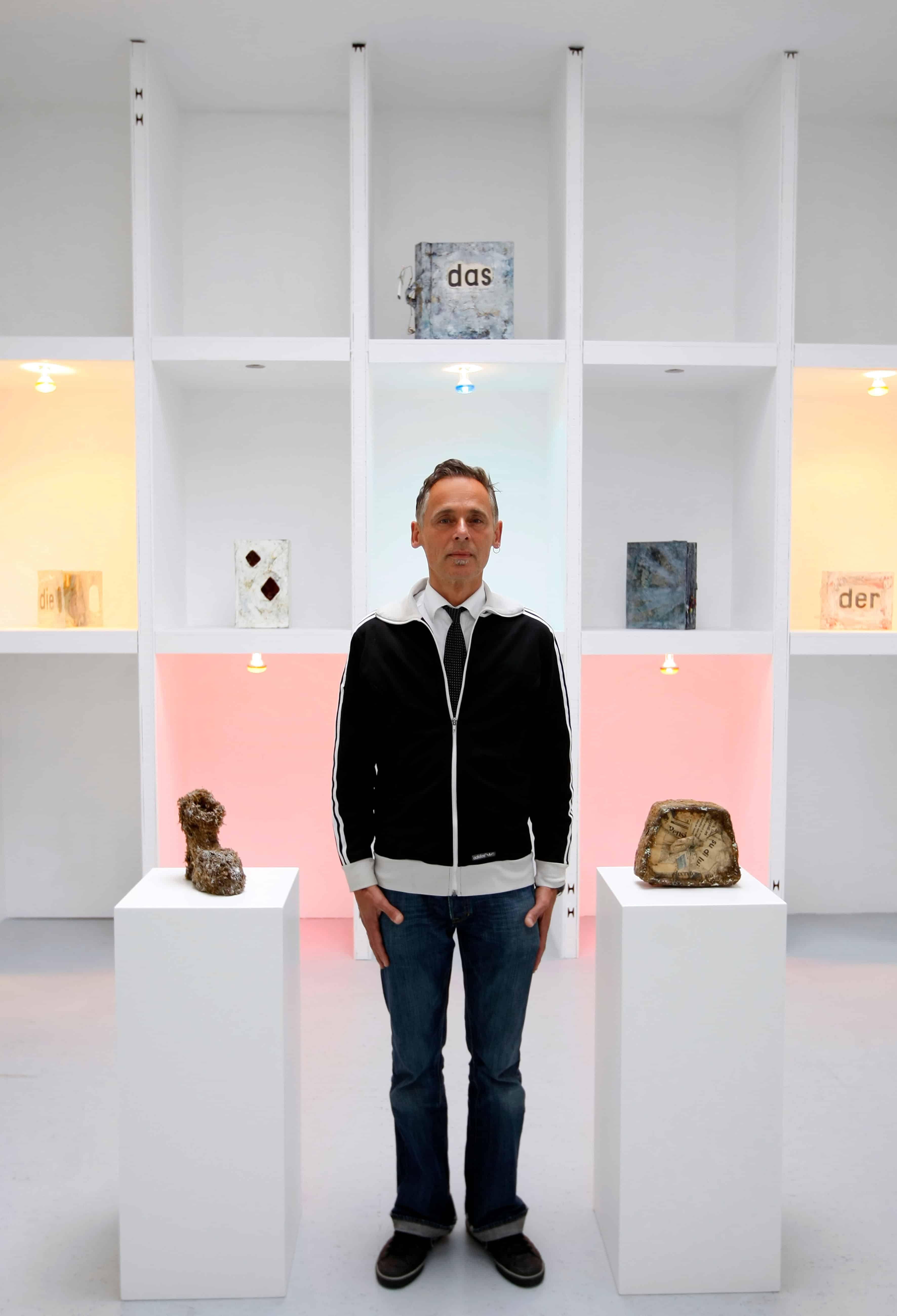 Bernd-Erich-Gall, Künstler