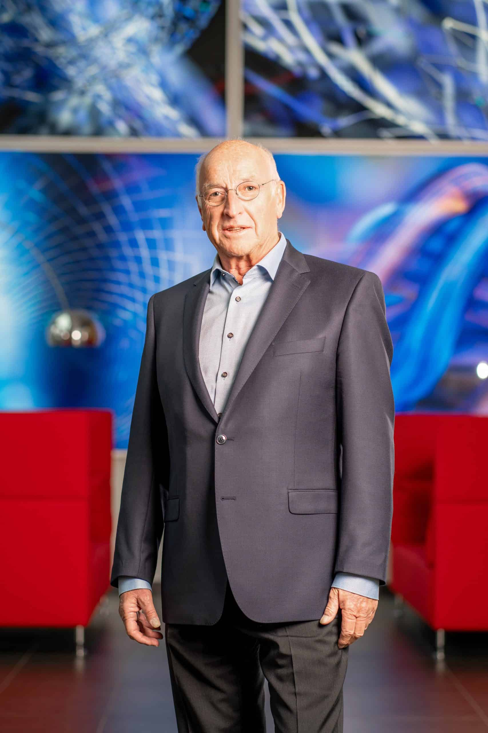 Prof. Dieter Stöckel