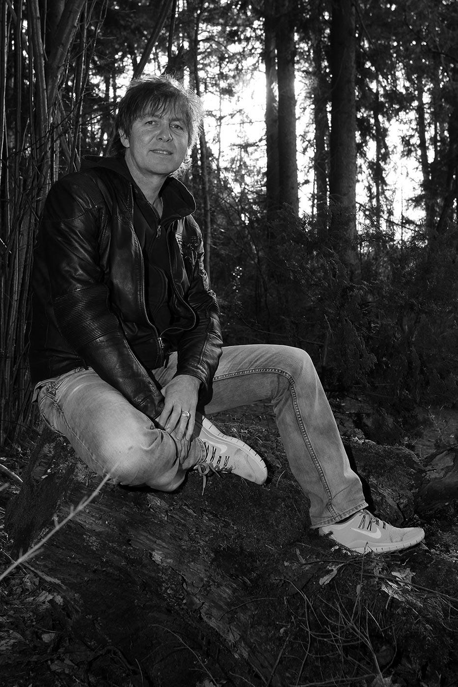 Peter Freudenthaler, Sänger (Fools Garden)