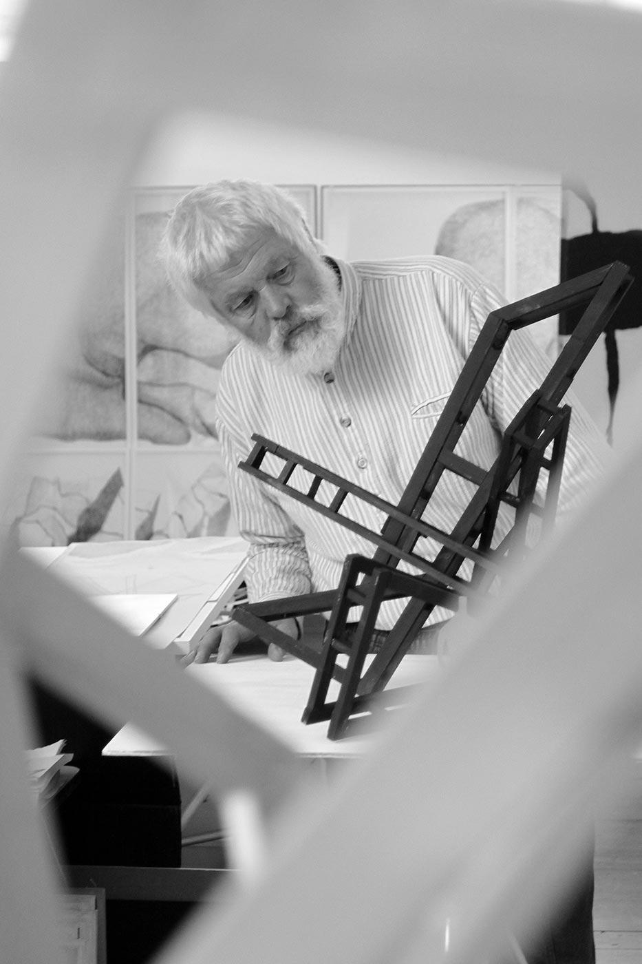 Fero Freymark, Architekt