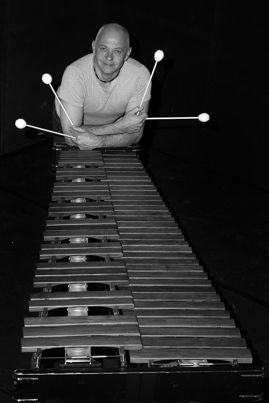 Roland Härdtner, Percussionist