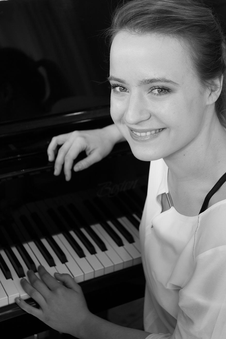 Magdalena Müllerperth, Pianistin