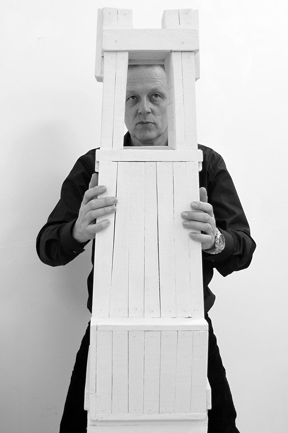 Eckhard Bausch, Bildhauer