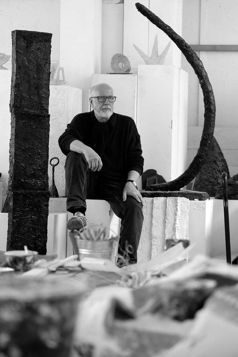 Rolf Escher, Künstler
